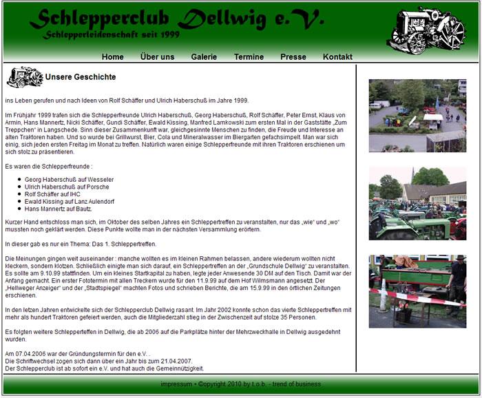 Schlepperclub Dellwig e.V.